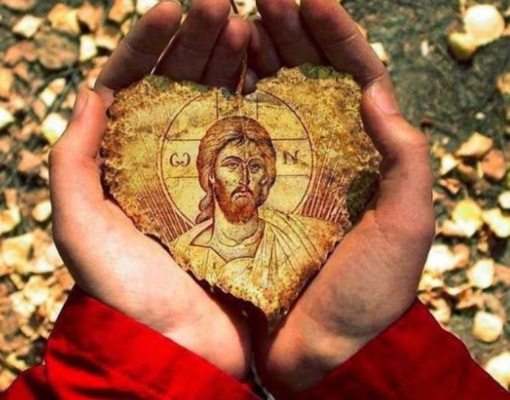Αν ο Χριστός είναι μέσα σου με την συχνή Θεία Κοινωνία, τότε πρέπει και συ  να γίνεις όπως Εκείνος - Άγιος Νικάνορας - Ιερός Ναός Αγίου Νικάνορος  Καστοριάς