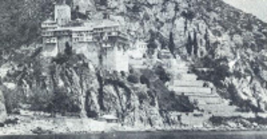 Μοναχός-Ιλαρίων-Διονυσιάτης