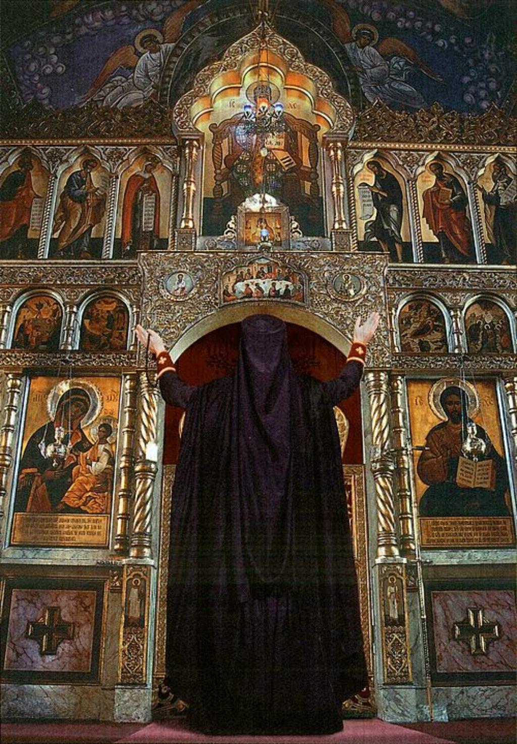 Priest_reciting_Prayer_of_Saint_Ephraim_the_Syrian